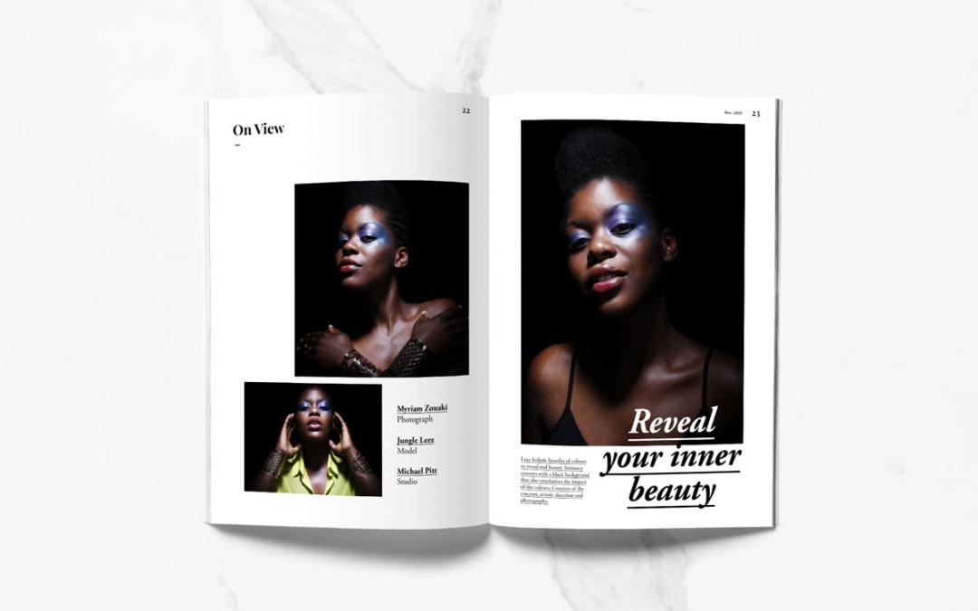 Magazine Aura