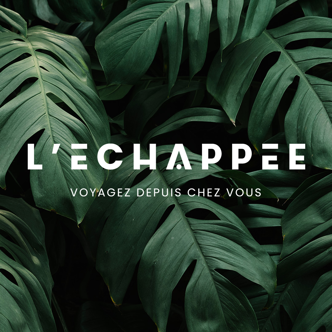 Logo Design for L'Echappee