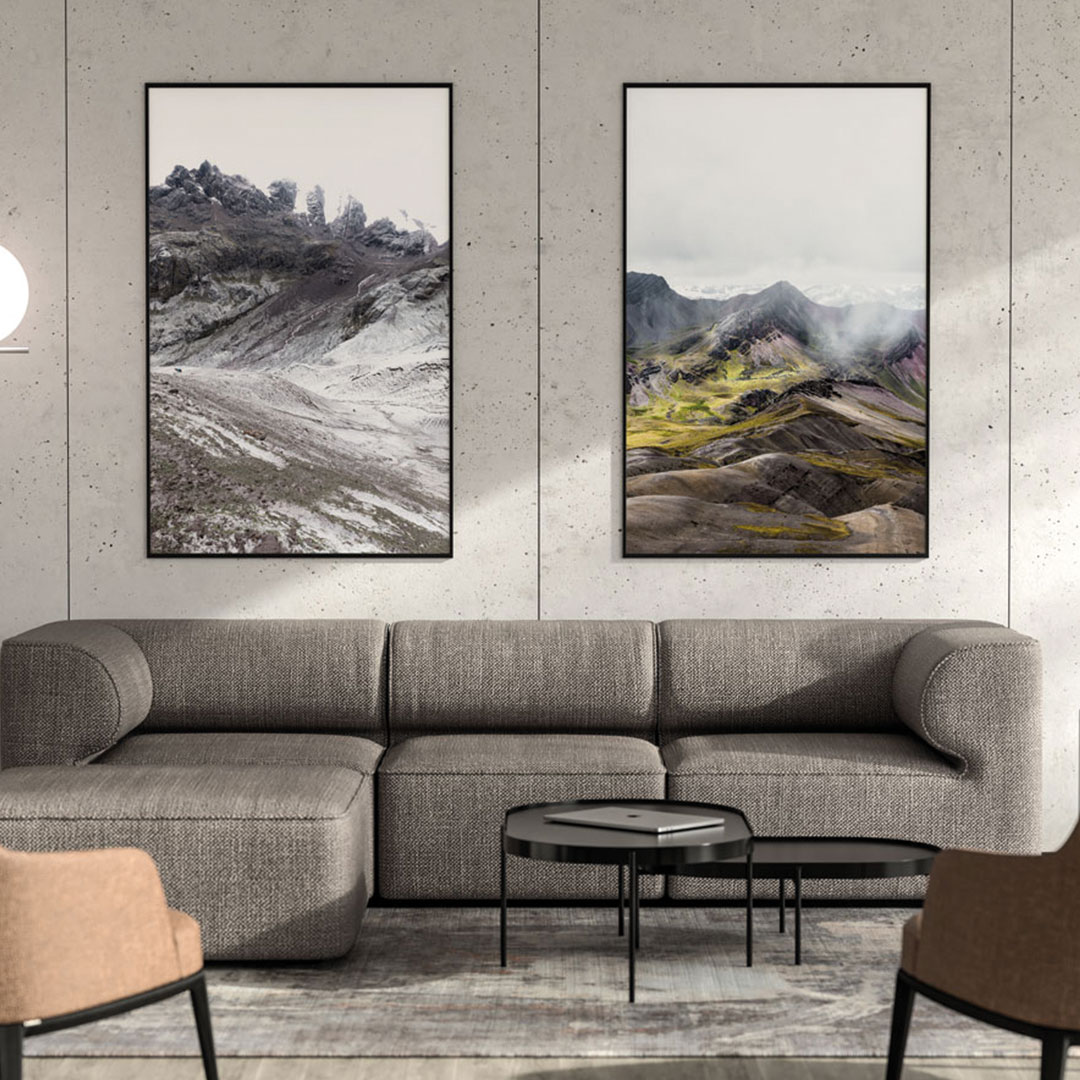 Photography L'Echappee art print deco interior design